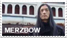 merzbow stamp by Pedro-Perez-Pedrero