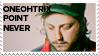 Oneohtrix Point Never stamp by Pedro-Perez-Pedrero