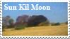Sun Kil Moon stamp by Pedro-Perez-Pedrero