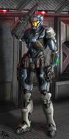 Spartan V147 Ready for battle