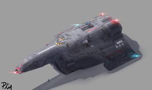 Jericho cargo space transport