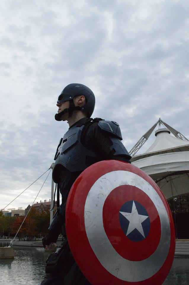 Cap Cosplay by philorion7
