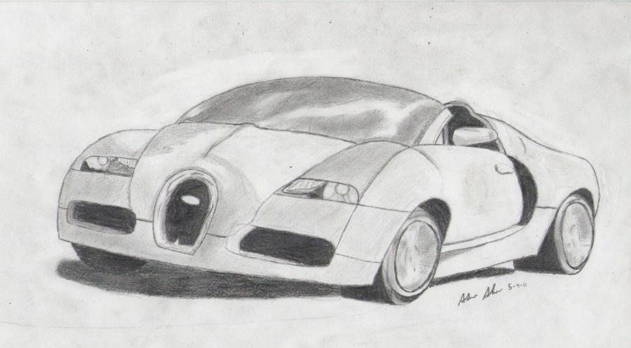 Gun Snipers Bugatti Veyron by Assassin659