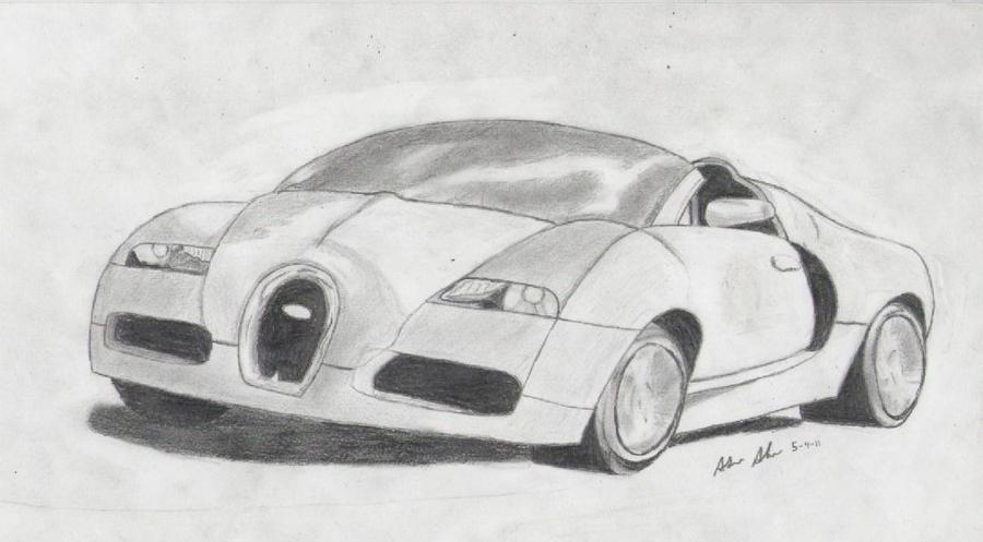 Gun Snipers Bugatti Veyron by Assassin659