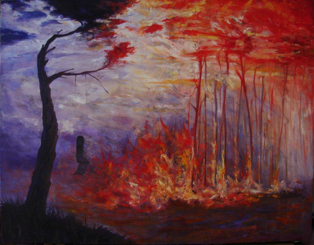 you burn as I do... by borda