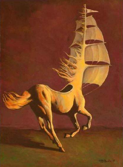 The Wind Hunter by borda