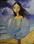 The Little Mermaid by borda