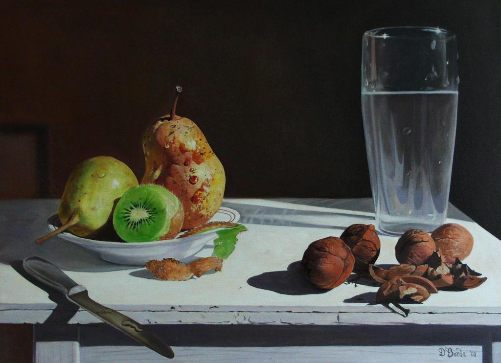Simple Still Life by borda