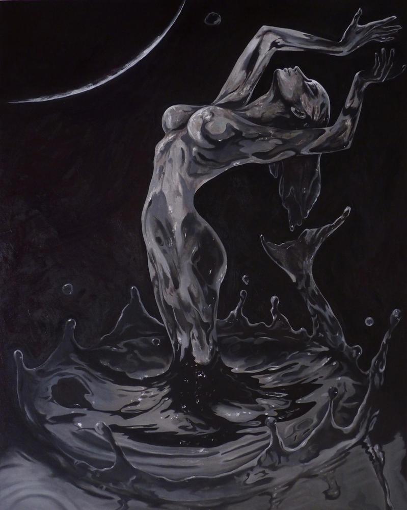Liquid Mermaid by borda