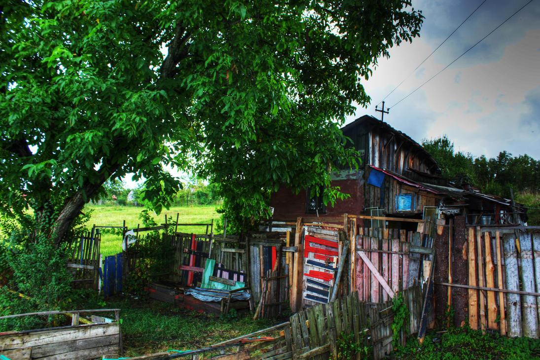 Mad Man's House by borda
