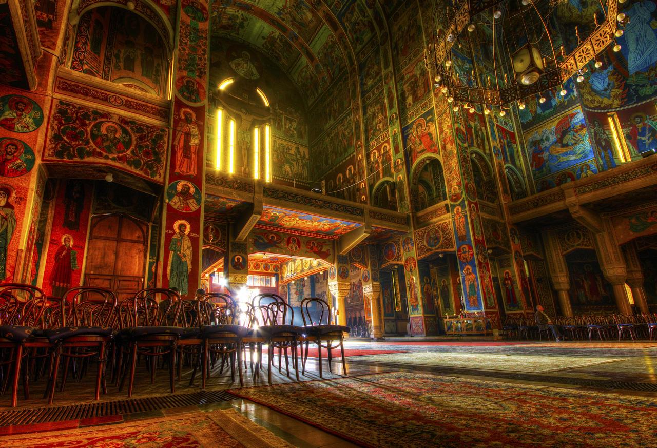 Orthodox Trip by borda