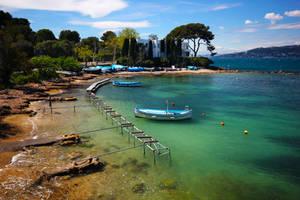 The Green Lagoon II by borda