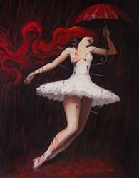 Love is A Dance in A Blood Bath by borda