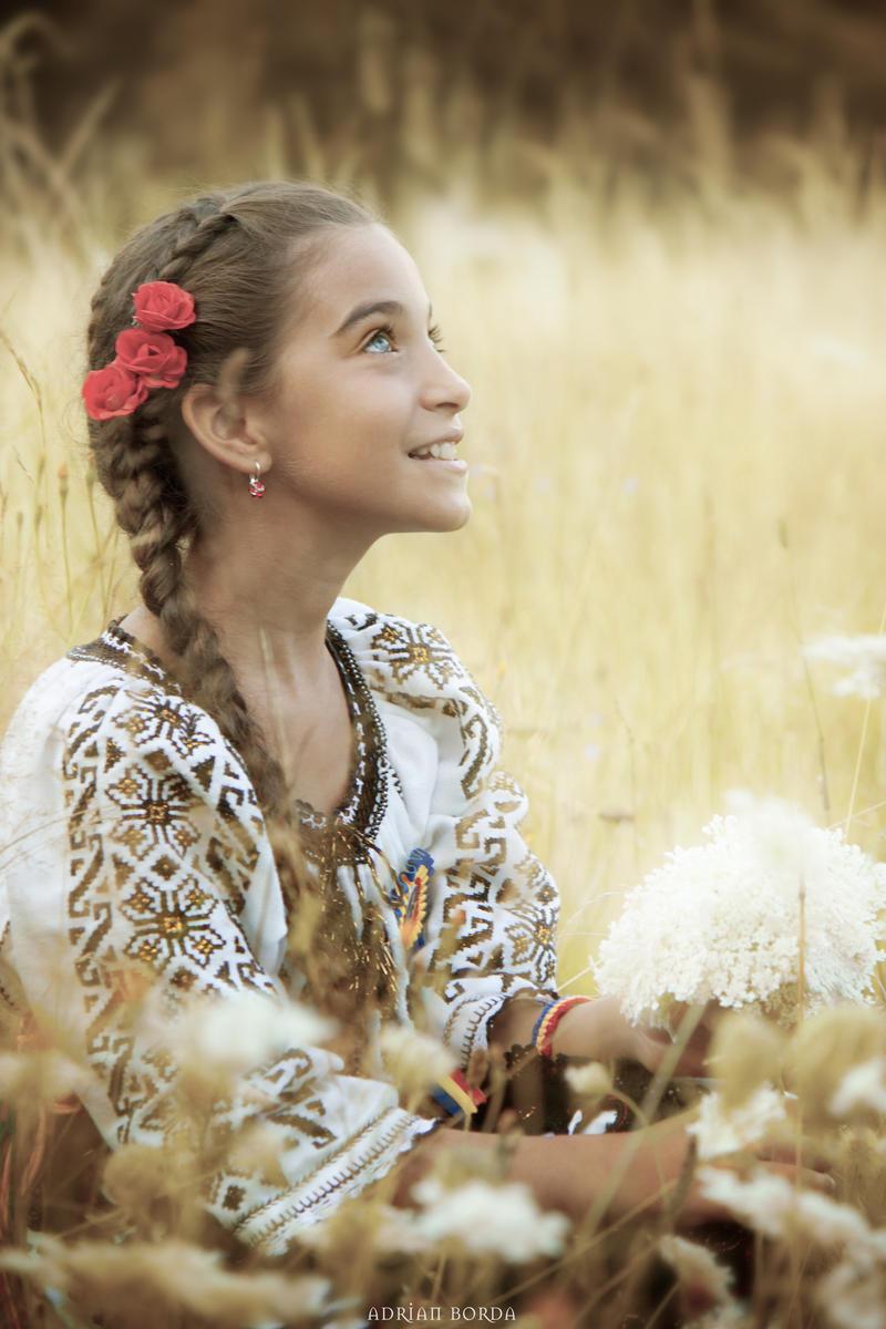 A Little Flower by borda