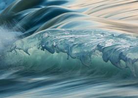 Frozen Wave by borda