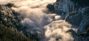 Clouds Avalanche by borda