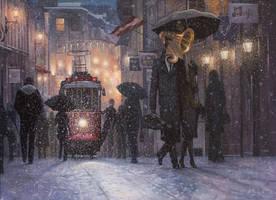 A Midwinter Night's Dream by borda