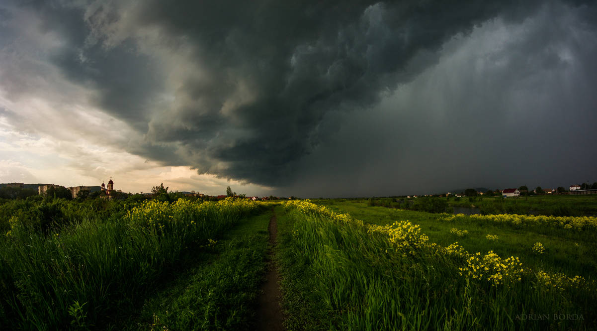 Supercell by borda