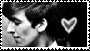 George Harrison Stamp :D by firestar21