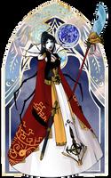 SoC: Lady Jiaying by Meishali