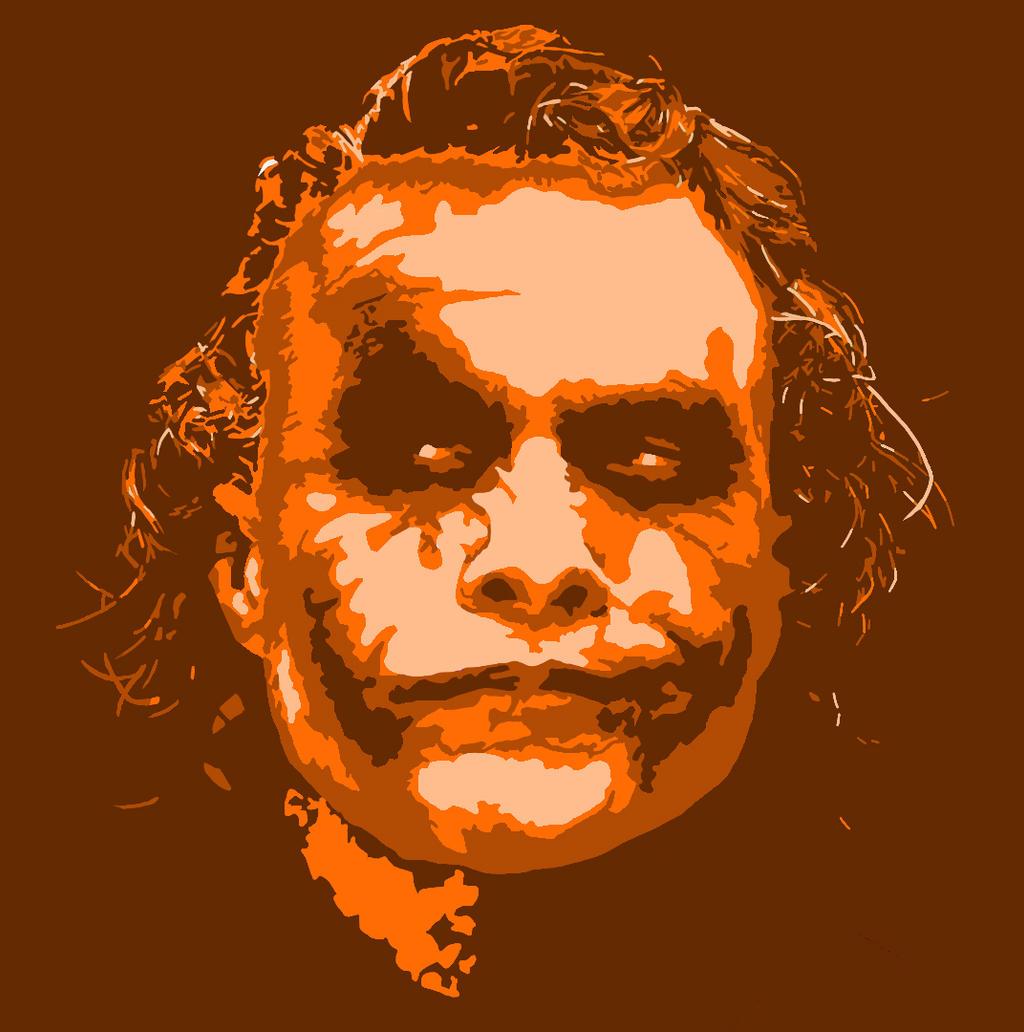 Joker Pumpkin Template. joker pumpkin stencil by blanksofar on ...