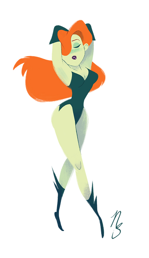 Poison Ivy 11/30 by NickSwift