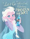 Elsa - Frozen Heart Soda