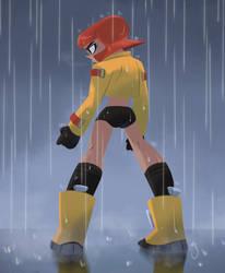 Rain by NickSwift