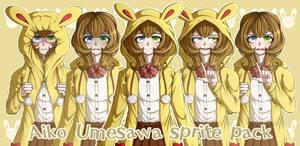 sprite pack: aiko umesawa's rework