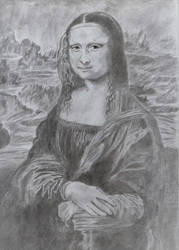 Mona Lisa(2018 versoin)
