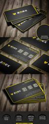 Anex Premium Corporate Card by calwincalwin