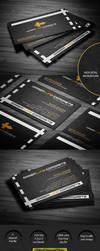 Dream Line Corporate Card by calwincalwin