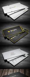 Business Card Bundle 3 in 1 by calwincalwin