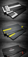 Business Card Bundle 4 in 1 by calwincalwin