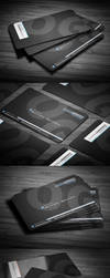 Line Pro Business Card by calwincalwin