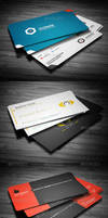 3 in 1 Business Card Bundle