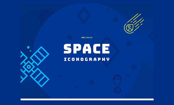 Free Space 36 Icon set