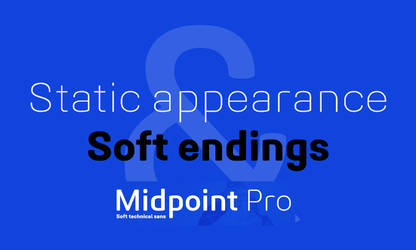 Free MidPoint Free Font