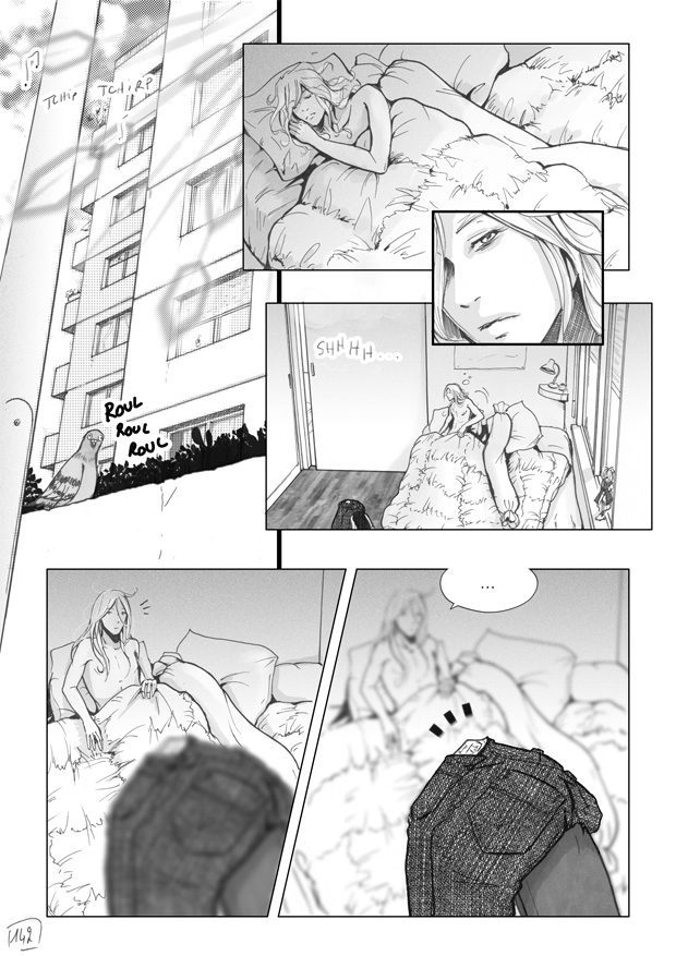 My Personal Angel - page 142 by Solkeera