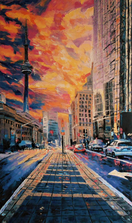 Toronto by alistark91