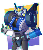 StrongarmZine by TheShyCorona