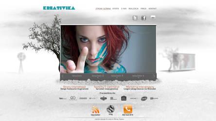 Web Designer Portfolio by AfricAShoX