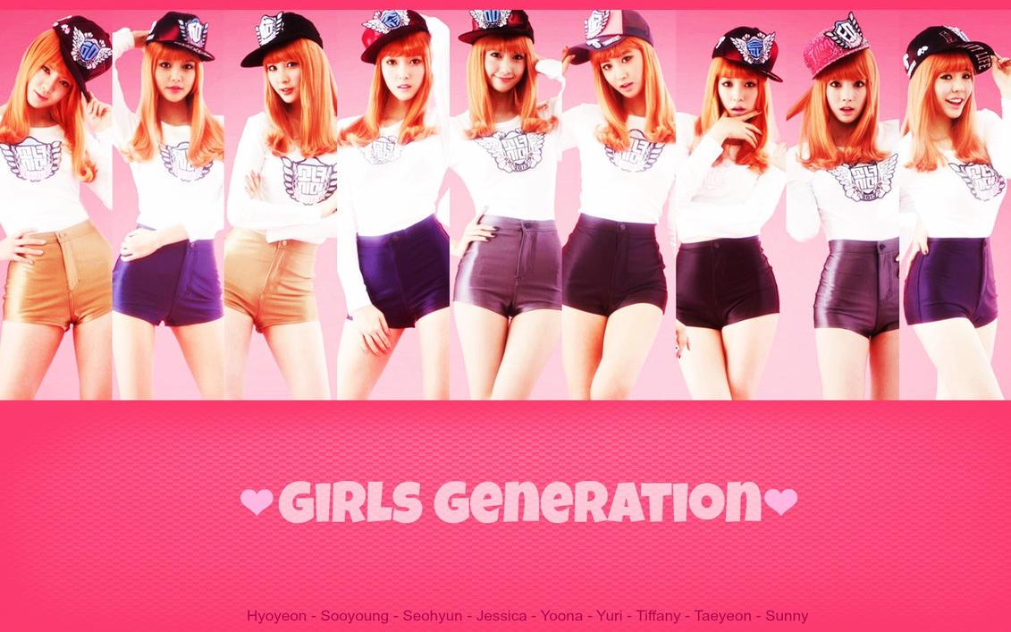 Girls Generation - I Got A Boy *Pink Version* by ...