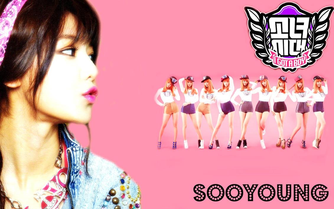I Got A Boy - Sooyoung...