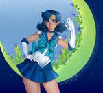 Sailor Mercury by NikaInfinity