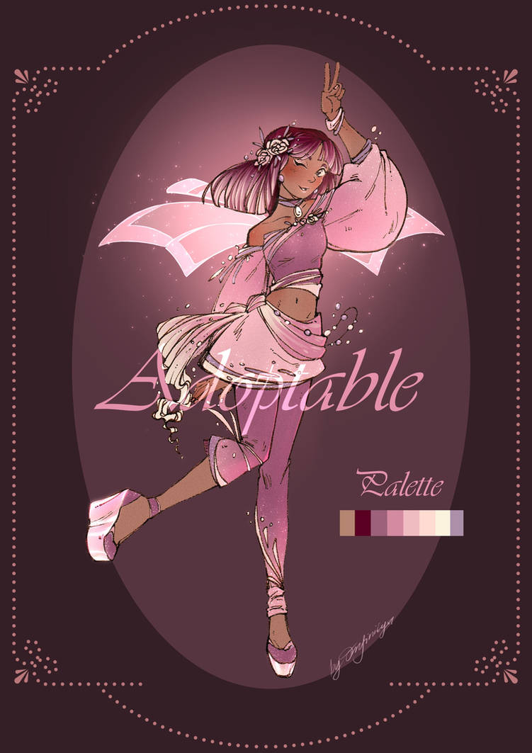 {Closed} Adoptable Fairy 04