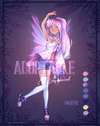 [CLOSED] Adoptable fairy SPECIAL MIRIX SERIES #3