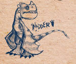 HTTYD: Baby Deadly Nadder