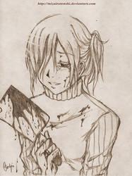 Betrayed by mizuirotenshi