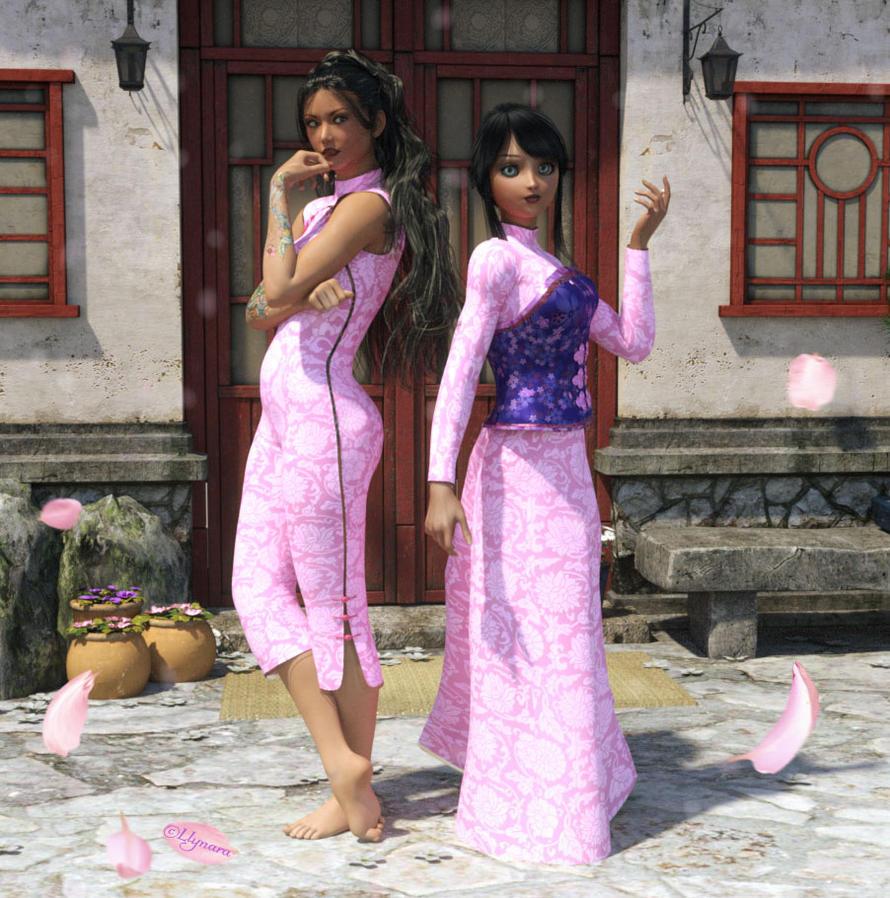 Shanghai Spring by llynara